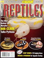 Reptiles Magazine - June 2001